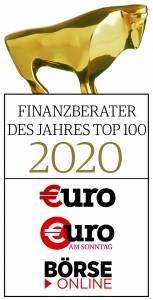 Finanzberater des Jahres 2020 Top 100